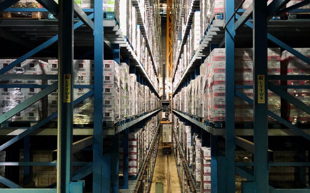 Las potencialidades de los grafos en el Supply Chain