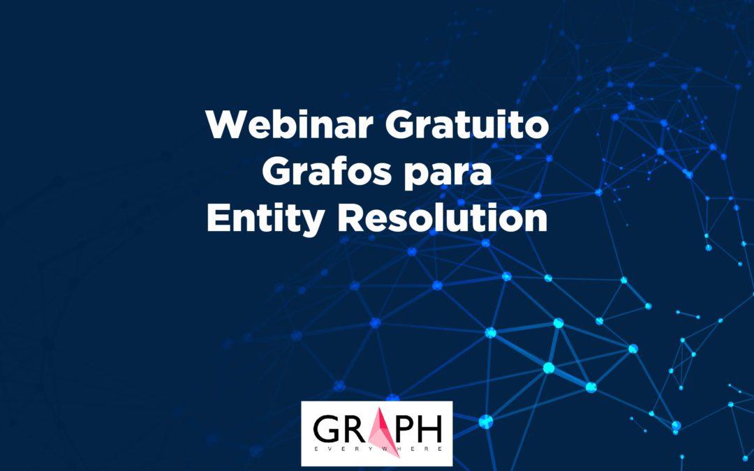Webinar de Grafos para entity resolution