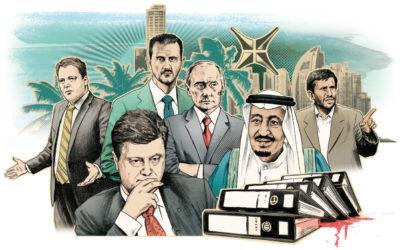 Casos de Estudio : Panama Papers