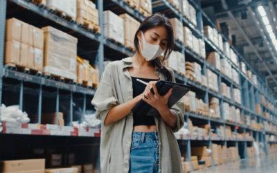 Logística en tiempo real  | 5 Retos de la Digitalización
